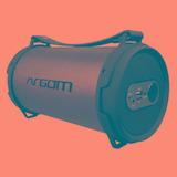 Bocina Argom Portable Bluetooth 12w Bazookabeats