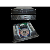 Amplificador Digital Smt De 4000watts Cel.829 962 9247