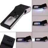 Lupa Multifuncional Con Microscopio Y Luz Ultravioleta