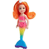 Barbie Dreamtopia Rainbow Cove - Muñeca De Sirena