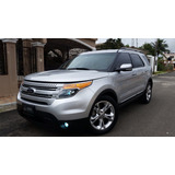 Ford Explorer 2013 Limited