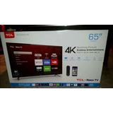 Tcl Smart Tv 4k 65  Pulgadas