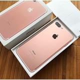 iPhone 7 Plus 128 Gb Factory Rose Gold 12 Meses De Garantia