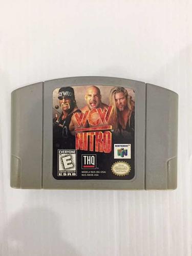 Wcw Nitro Nintendo 64