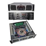 Amplificador Smt 1200w, 1600w, 2600w, 3500w, 4000w, 5000w