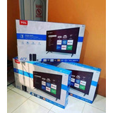 Smart Tv Tcl 40 Oferta