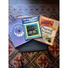 Paquete Libros Percusion