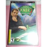 Poker 2 World Championship Para Psp