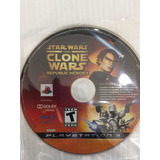 Star Wars The Clóne Wars Ps3