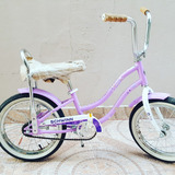 Bicicleta Huffy -aro-16, Tipo Chopper Para Las Princesas.