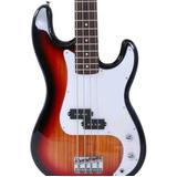 Bajo Electrico Guitarra Tipo Ibanez