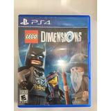 Lego Dimensións Ps4