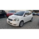Toyota Vitz 2005 Blanco