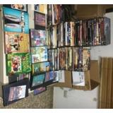 Lote De Peliculas, Accion Comedias Y Conciertos Dvd +150