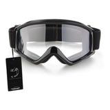 Lentes Gafas De Protección Transparente