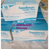 Mascarilla Desechable Caja 50ud Tapabocas Desechable Envio
