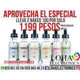 Liquidos Para Vape, Cigarrillo Electronico, Hookah, Mod,