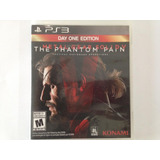 Metal Gear Solid 5 The Phanton Pain Ps3