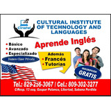 Curso De Inglés: Básico, Avanzado Y Especializado