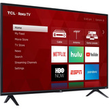 Smart Tv Tcl Roku 40 Pulgadas Series 3