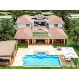 Villa En Punta Espada Golffront Punta Majagua