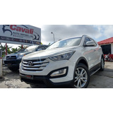 Hyundai Santa Fe Blanca 3 Filas 2014