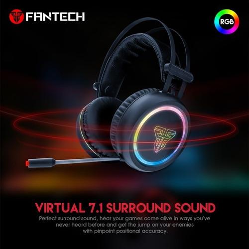 Audifonos Headphone Usb Gaming Fantech Hg23 Noise Cancelling