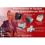 Software Para Impresora Fiscales Homologados Ante La Dgii