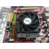 Combo Mother Board Am3 Completo