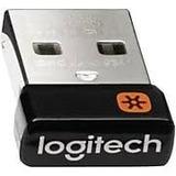 Receptor Usb Unifying Logitech, Para Teclado, Mouse. Conecta