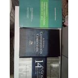 Vendo Combo Libro De Derecho