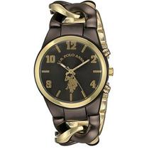 Reloj Polo Assn Usc40177 Para Dama Original