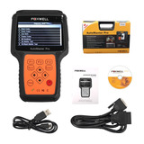 Escaner Automotriz Vehiculo Foxwell Nt624