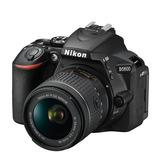 Camara Nikon D5600 Con Lente 18-55mm Vr Dslr Reflex Nueva