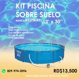 Piscinas Bestway 12'x30'' - Filtro Incluido