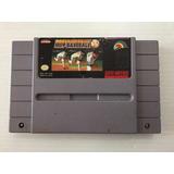 Roger Clemens Mvp Baseball Súper Nintendo