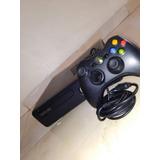 Xbox 360 Slim Con Sistema Aurora +18 Juegos Negociable