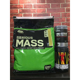 Combo Serious Mass Para Aumentar Masa Muscular 829-757-7594.