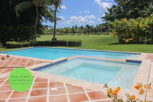 Cocotal Villa Luxury Amueblada Piscina Privada 4hb  Vista Golf
