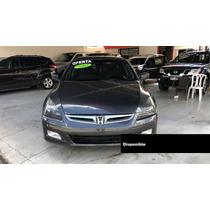Honda Accord Lx 03 Gris Oscuro