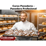 Curso Panaderia Ingredientes Tecnicas Recetas Profesional