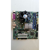 Motherboard Intel Con Procesador Dualcore A 2.5ghz