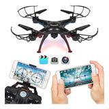 Drone Syma X5sw-v3 Con Cámara Wifi Desde El Celular-tienda-