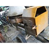 Trompo Mezclador De Concreto Con Motor Honda