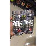 Alpha Test Testoterona En Pastilla $1800