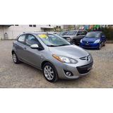 Mazda 2 Año 2012 Americano Certificado 1 Año De Garantia