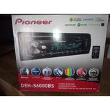 Radio Pioneer Deh-s6000 Bluetooth