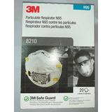 Mascarilla Respirador N95 8210 3m Original X 20 Unidades