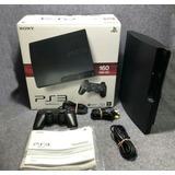 Playstation 3 Slim 160gb Oferta De Aniversario
