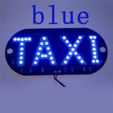 Letrero En Led Para Taxi
